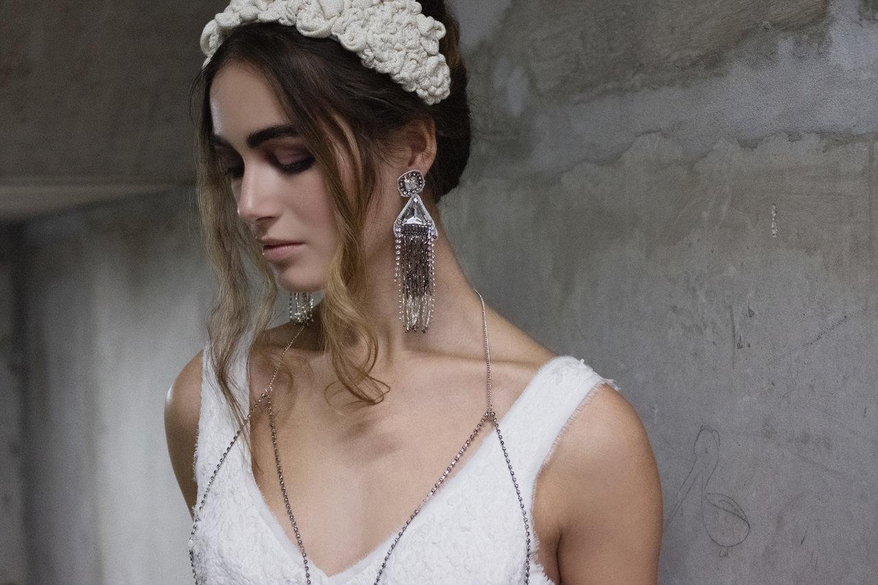 Stylish und unkonventionelle Braut