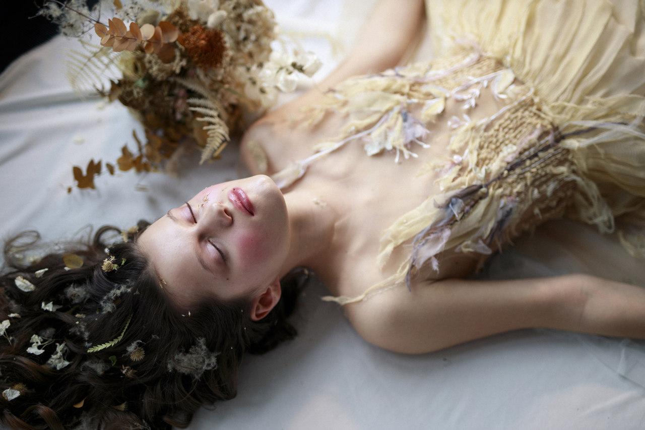 Brautkleid im individuellen Design