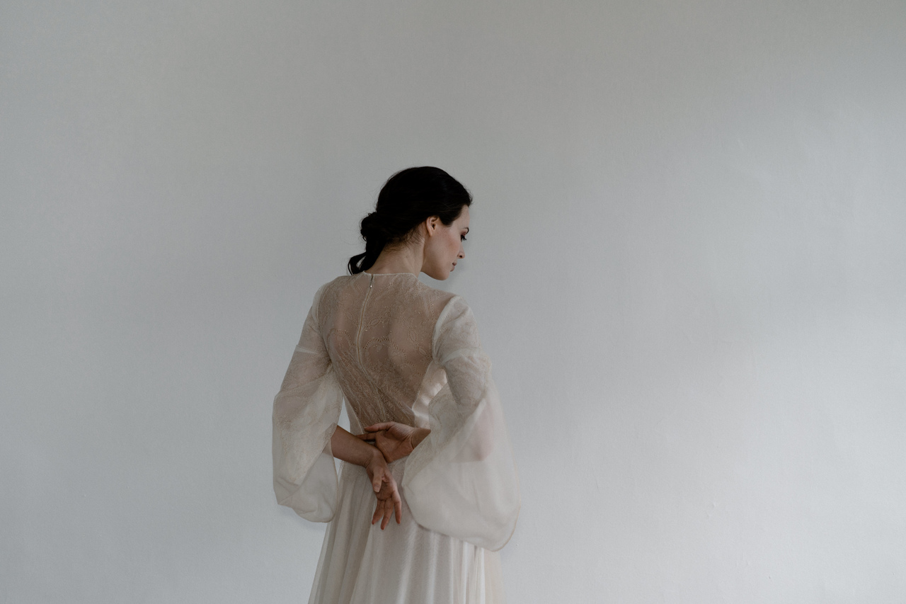 Brautkleid Geisha