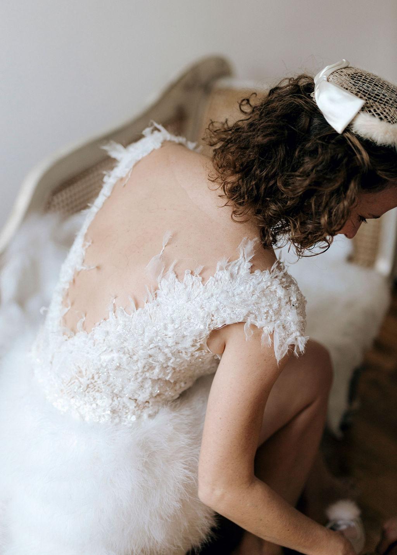 Partykleid für die Braut