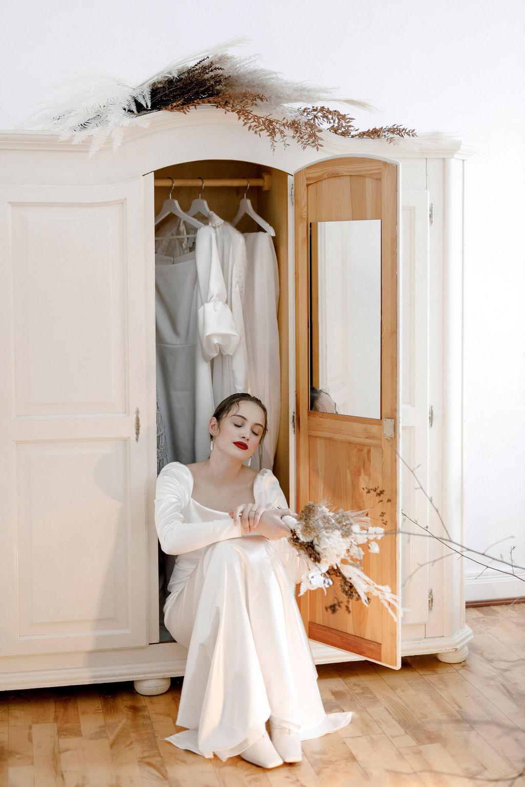 Atelier für Brautmode