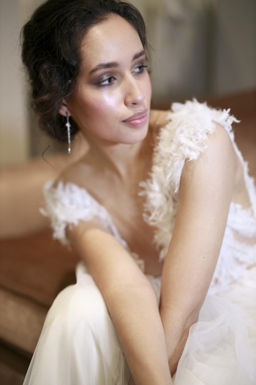 Das Brautkleid als deine zweite Haut