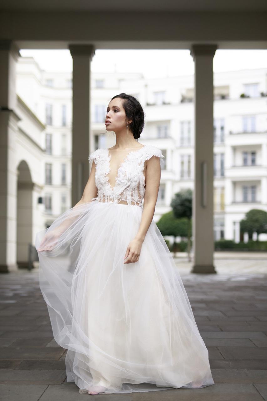Brautmode für die stilsichere Braut